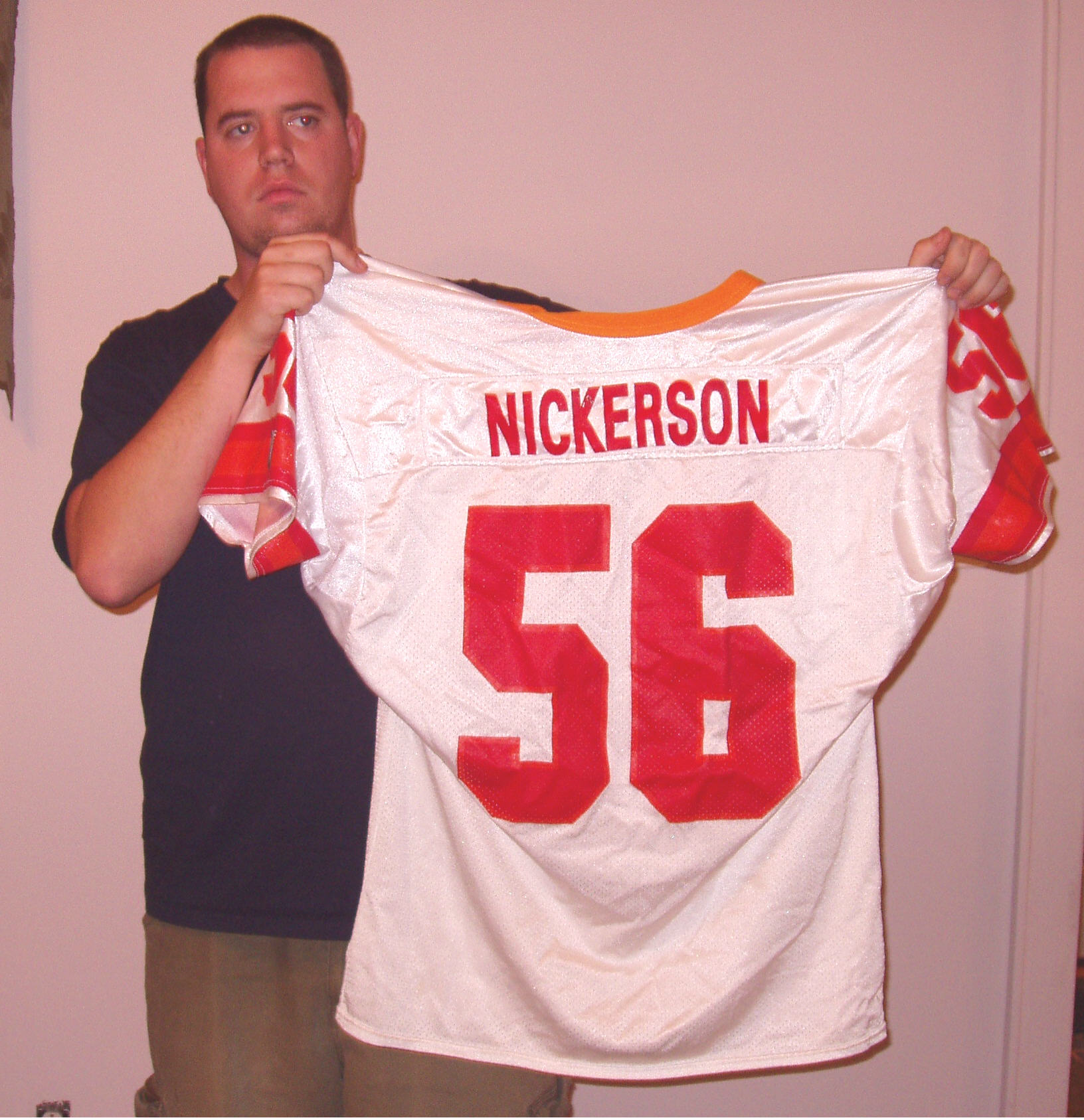 Hardy Nickerson Jersey
