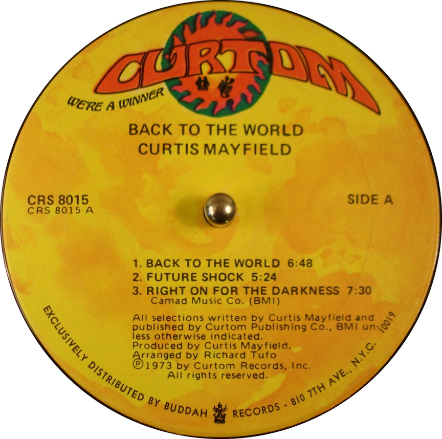 Curtis Mayfield - Soul Legacy